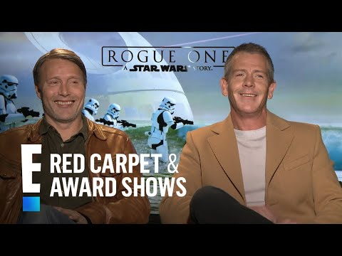 Rogue One Castmates Relive Landing Movie Role | E! Red Carpet & Award Shows