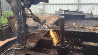 видео демонтаж металлолома