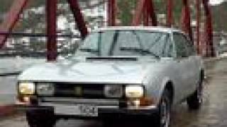 Peugeot 504 Cc Coupe Pininfarina ERA 305 505 104 204 404 604