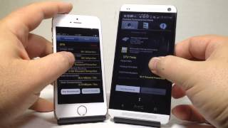 Apple iPhone 5S vs HTC One Which Is Faster Better Benchmark AT&T