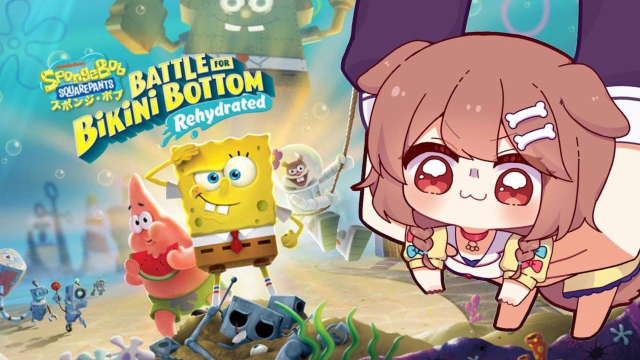 Download 【SpongeBob】スポンジ・ボブのアクションゲームを遊ぶよ!!【ホロライブ/戌神ころね】
