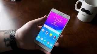 Quick Look: Samsung Galaxy Note 4 Thumbnail