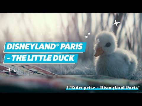 Disneyland Paris - The little duck