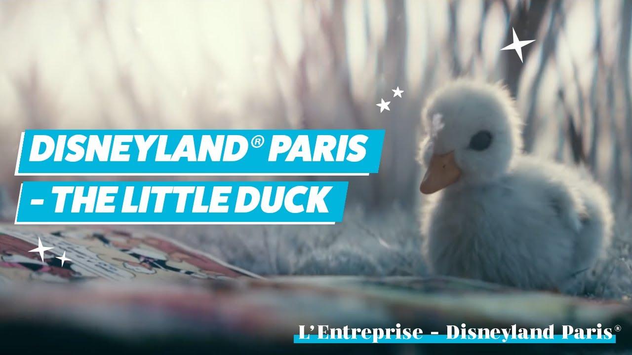 Disneyland Parijs: Het kleine eendje