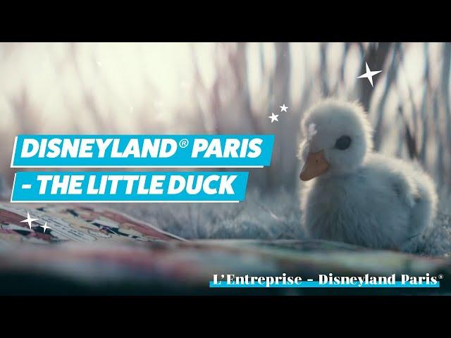 Disneyland Paris – The little duck