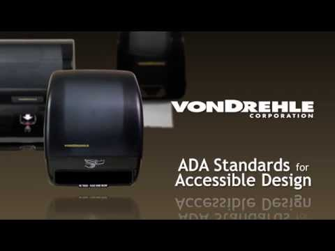 von Drehle Universal Roll Towel Systems Overview
