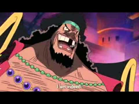 Blackbeard VS Magellan English sub
