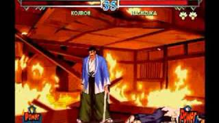 Dreamcast Underrated Gem: The Last Blade 2