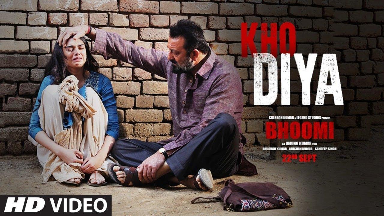 Bhoomi S Kho Diya Sanjay Dutt Aditi Rao Hydari S Soulful Track