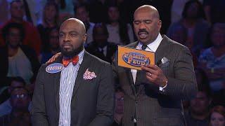 Will Kristian's LAST ANSWER win $20,000? | Family Feud