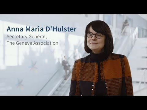 The Geneva Association's Anna Maria d'Hulster compares cyber insurance to other lines of business