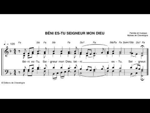 Chanter le Psaume du 5e dimanche de Pâques C