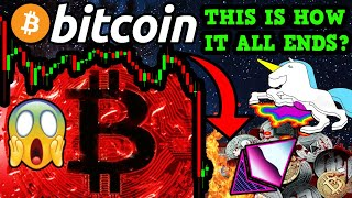 BITCOIN MAJOR SELL-OFF!!!! GAME OVER FOR DEFI?!! THIS IS A HUGE PROBLEM...
