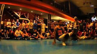 Movie One [Lunaticks Crew] vs Pedro [Electroduendes] · DOBLE KO 2011 ·