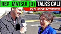 Congresswoman Matsui Talks About California's Leadership in Green Energy