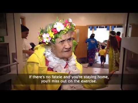Tuvalu language strong but still under threat