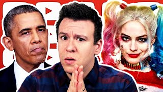 WOW! Obama's Cancel Culture Call-Out, Harley Quinn, Twitter vs Facebook Election Controversy & More