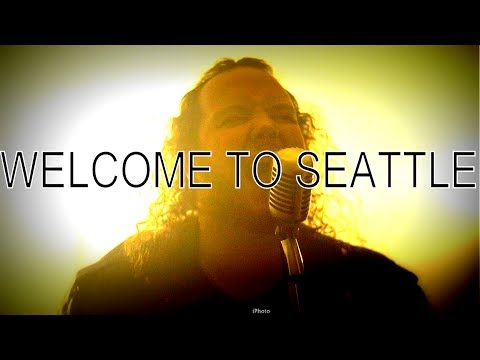 """Wyatt Olney & The Wreckage - """"Welcome To Seattle"""" OFFICIAL MUSIC VIDEO"""