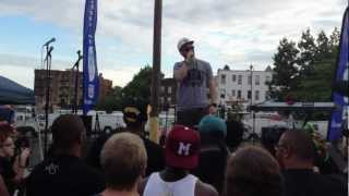 Andy Mineo Hiphopfest 2012