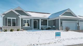 New Ranch House Plan   The Harrison By Klm Builders