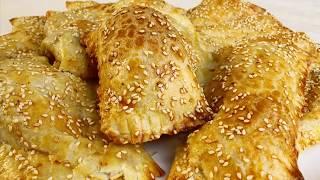 Ленивые Пирожки без заморочек-2 начинки, 2 вкуса!