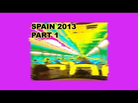 "SPANISH ROAD TRIP ""OXFORD ENGLISH PROFESSOR"" [1]"