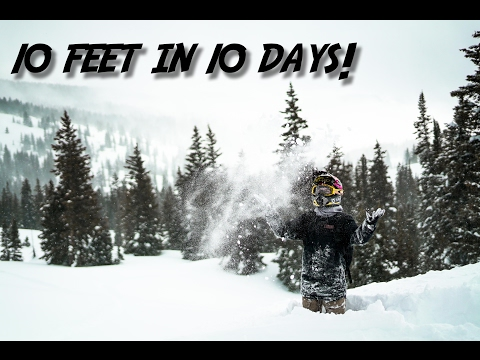 WORLD RECORD SNOW IN CRESTED BUTTE CO   DAILY VISUAL 3