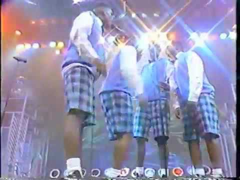 Soul Train 91' Performance - Boyz II Men - Motownphilly!