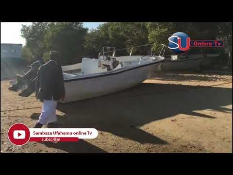 #uvuvi #biashara #utalii |Mtwara Mikindani Yatch kwa Kubarizi, uogeleaji na uvuvi.