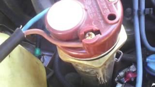 Предпусковой подогреватель двигателя своими руками