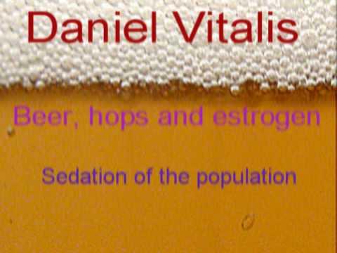 Beer, hops, estrogen, sedation of the population
