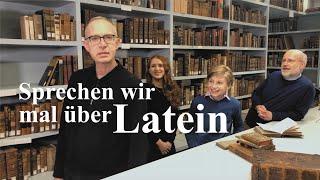 Sprechen wir mal über Latein - mit Christoph Süß, Prof. Harald Lesch, Paulina und Maxi