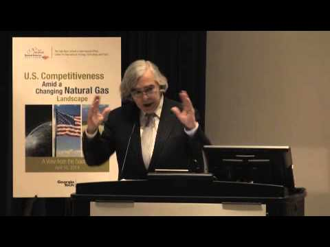 U.S. Competitiveness Amid a Changing Natural Gas Landscape: A View from the SE [Keynote Address]