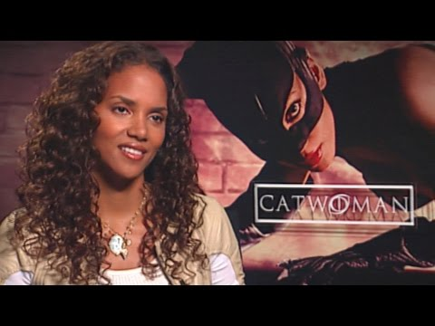 'Catwoman' Interview
