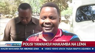 KUTEKWA KWA 'MO': Polisi yawahoji January Makamba na Godbless Lema