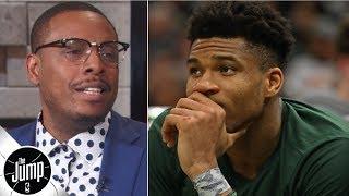 Paul Pierce defends his claim that Bucks vs. Celtics is 'over' | The Jump