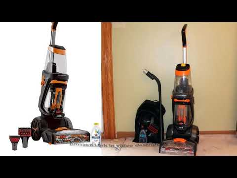 BISSELL ProHeat 2X Revolution Pet 1548F Carpet Cleaner review