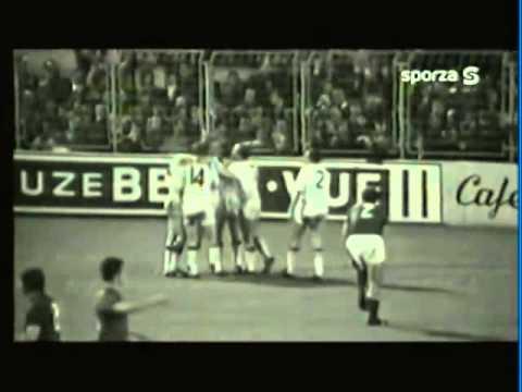13 maggio 1972: Belgio-Italia 2-1