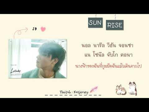 [THAISUB] GOT7 JB - Sunrise