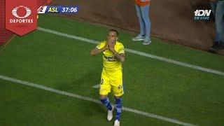 Gol de Leandro Torres | Necaxa 0 - 2 Atlético | Copa MX J6 Cl19 | Televisa Deportes