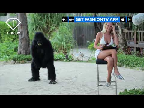 World Swimsuit - Scare Tactics feat. Genevieve Morton | FashionTV | FTV