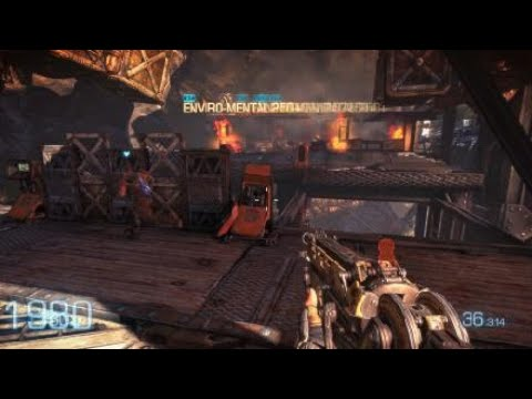 Bulletstorm: Full Clip Edition game play |