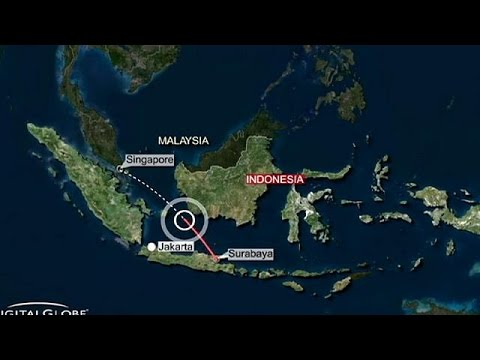 Search underway for missing AirAsia flight carrying 162 passengers