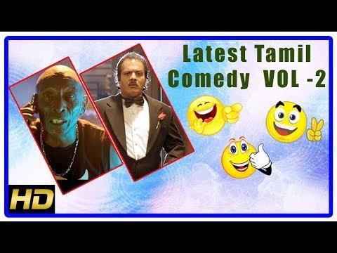 Latest Tamil Comedy Scenes 2018   Vol 2   Rajendran   Ramdoss   Prakash Raj   G V Prakash Kumar