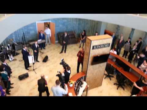 Kinross new office - 1