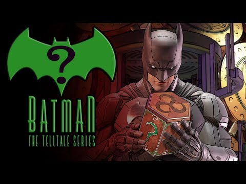 Batman: The Enemy Within JOKER & Riddler First Look (SPOILERS)