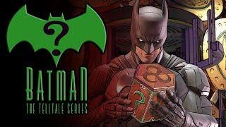 Batman: The Enemy Within JOKER & Riddler First Look (SPOILERS)
