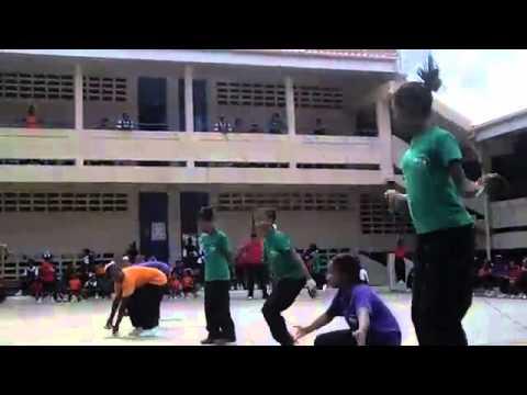 Jump Rope for Heart Festival   San Fernando Girls AC In School Festival