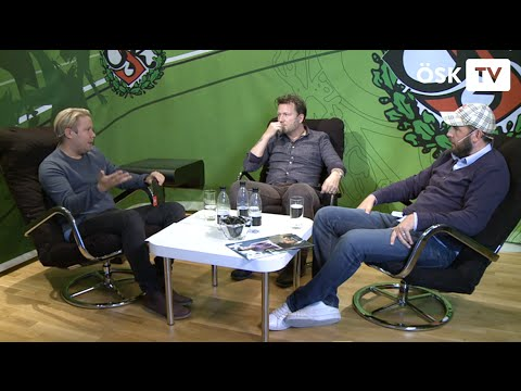 Sportklubben med Alexander Axén och Pelle Blohm