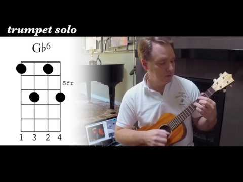 Tonight You Belong To Me-Ukulele Chords/Karaoke (